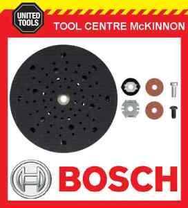 Bosch Multi Hole Sander Replacement 150mm Base Pad Suit Festool Makita Etc Ebay