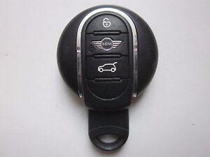 used oem mini cooper smart key keyless remote key fob nbgidgng1 ebay. Black Bedroom Furniture Sets. Home Design Ideas