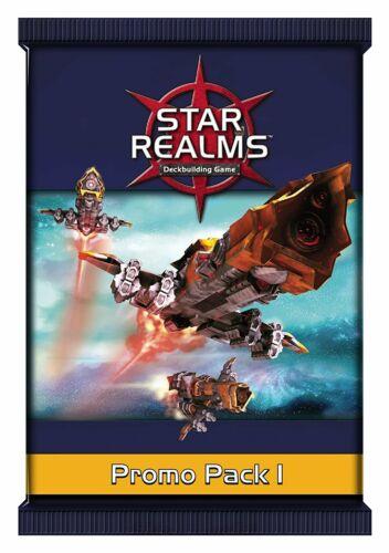 Star Realms Deck Bulding Game Expansion Pack Promo Pack