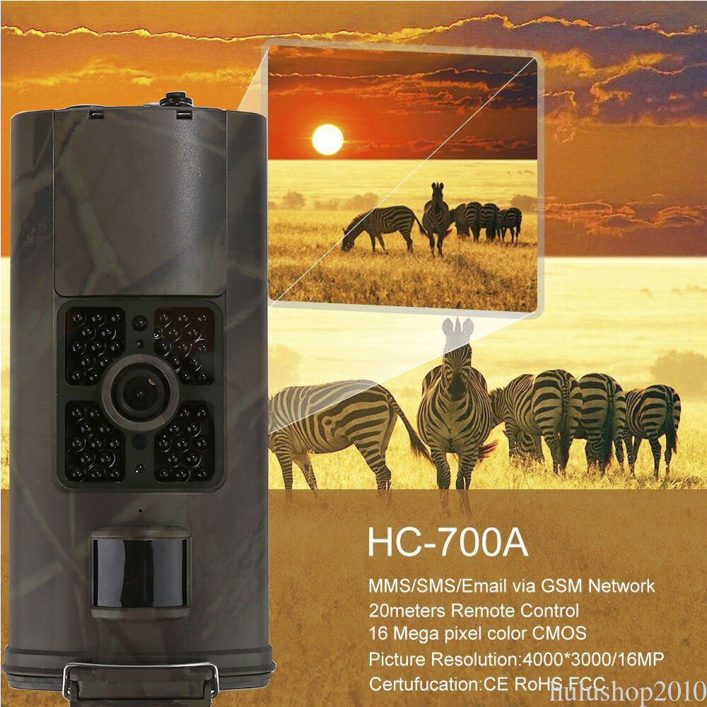 HC-700A  1080P Full HD Game Trail Hunting Camera Motion Sensor With Night Vision  best offer