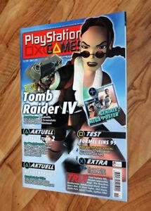 1999 PlayStation Games Magazin Resident Evil 3 Final Fantasy VIII 8 Bomberman - Bielefeld, Deutschland - 1999 PlayStation Games Magazin Resident Evil 3 Final Fantasy VIII 8 Bomberman - Bielefeld, Deutschland