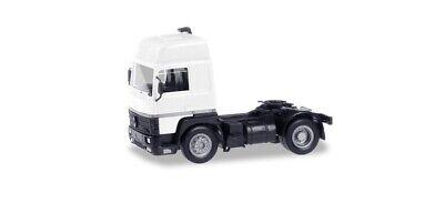 1//87 Herpa minikit renault R 390 tractor blanco 013659