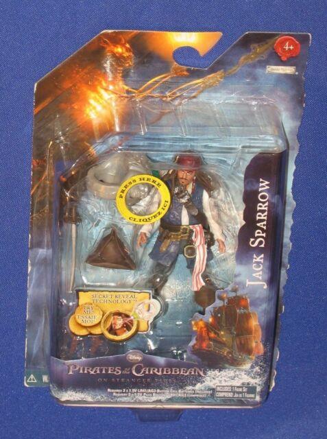 Jakks Pacific Pirates of The Caribbean Jack Sparrow Series 1 Action Figure