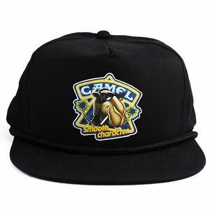 Vintage camel cigarettes hat cap mercedes benz snapback 5 for Mercedes benz snapback