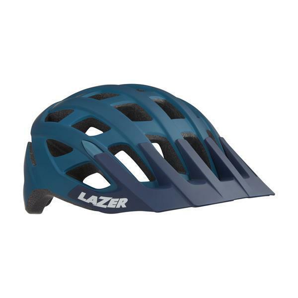 Lazer-Roller-Bicicleta de Montaña MTB Trail Casco-Azul-Pequeño Mediano Grande