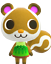 ANY-Animal-Crossing-Villager-Amiibo-NFC-Cards-w-Plastic-Sleeve-Free-Shipping thumbnail 47