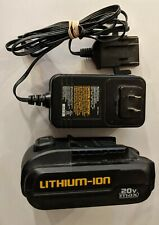 Mastercraft 20v Max 1.5Ah Lithium Ion Battery 054-3124-0 30Wh