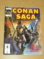 CONAN SAGA #68 NOVEMBER 1992 BRITISH MONTHLY MAGAZINE^