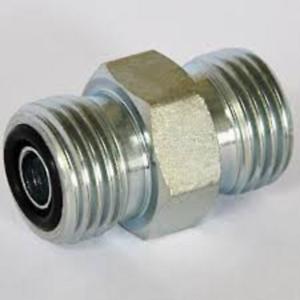 Flowfit idraulico BSP maschio x maschio Orfs meno o/'rings