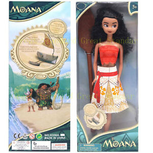 33cm-Disney-Moana-Princess-Adventure-Collection-Action-Figure-Doll-Toy-Gifts-PVC