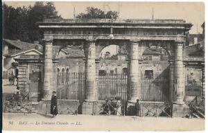 Cpa Dax - La Fontaine Chaude