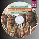 Hausa, Wort für Wort. Kauderwelsch-CD (2007)