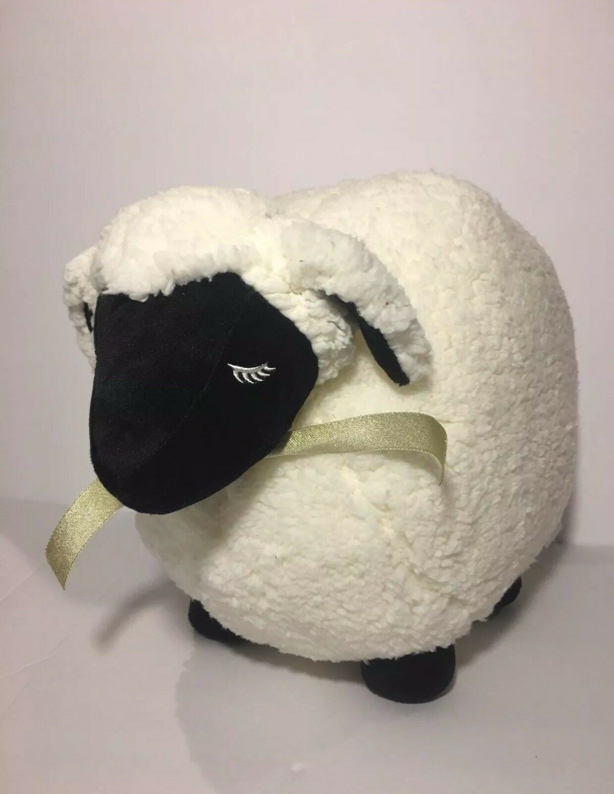 Bath & Body Works Lambie Plush Large 14 Brand Nuovo Stuffed Animal Lamb 2018 Sheep