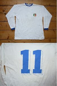 ITALIA-FOOTBALL-SHIRT-XL-ITALIA-1980-Scoredraw-originale-calcio-camiseta-maglla