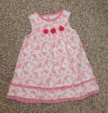 a0e3ba66b Little Me Red Black Baby Girls Size 9 Months Velvet Plaid Dress Set ...