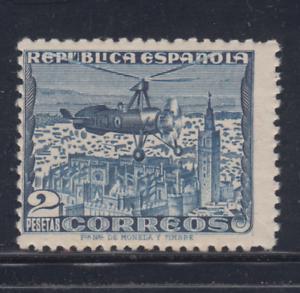 ESPANA-1938-NUEVO-SIN-FIJASELLOS-MNH-SPAIN-EDIFIL-769-2-pts-LOTE-3
