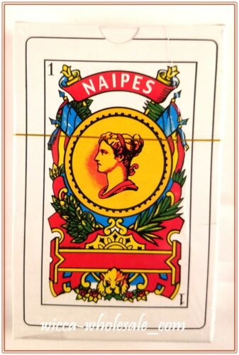 NAIPES BARAJA ESPANOLA SPANISH PLAYING CARDS DECK ESPANOLAS NEW