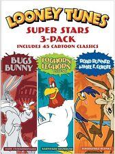 Looney Tunes Super Stars 3-Pack: Bugs Bunny/Foghorn Leghorn (DVD Used Very Good)