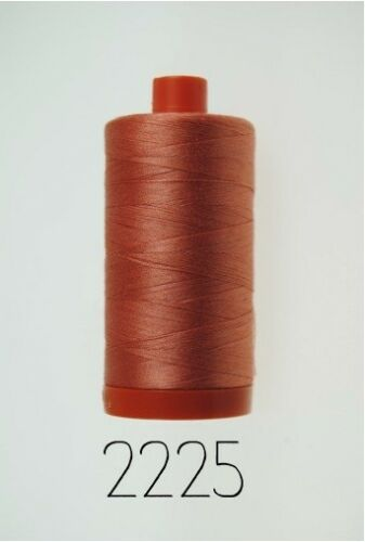 50wt 2225 1300m Aurifil Cotton Quilting Thread