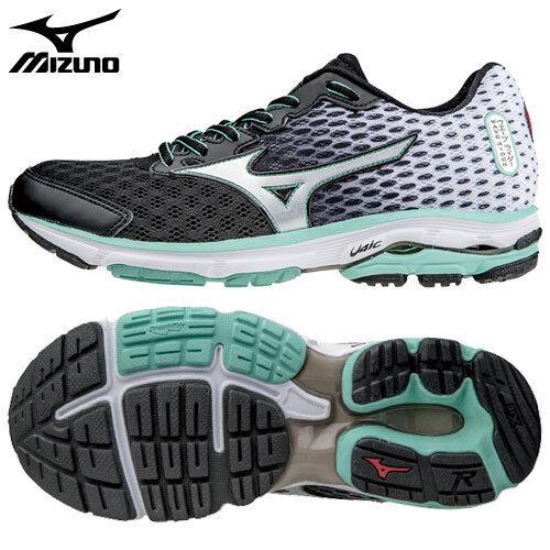 Mizuno Wave Rider 18 18 18 Para Mujer Running zapatos (b) (303)   ahorrar      nueva marca