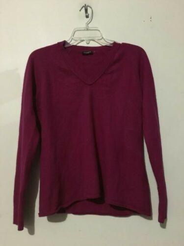 30427 Ca M Størrelse 100 Top Cashmere Sweater Magaschoni Rn Kvinder 86804 Magenta UOBzp