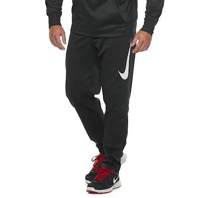 NWT MSRP $55 Sizes SM MD LG XL XXL Nike Men/'s Therma Tapered Leg Pants BLACK