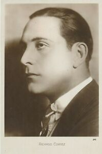 Ricardo Cortez – Jewish American Movie Actor in About 100 Films