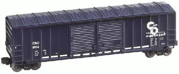 6-17264 C&O Double Door Boxcar