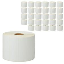 30rolls 3x1 Direct Thermal Address Paper 2000 For Zebra Lp2844 Lp2424 Tlp2844