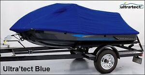 Details about PWC Jet ski cover-Blue Fits Yamaha Wave Blaster II 750  1996-1997 96 97