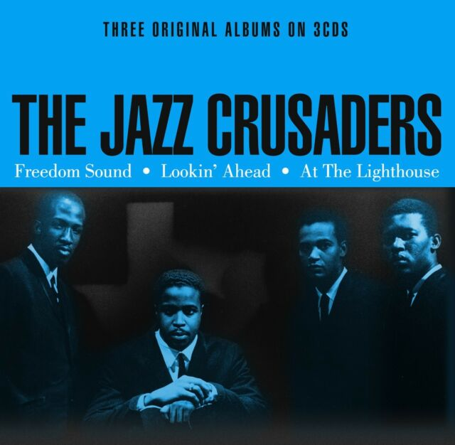 The Jazz Crusaders - Three Orignal Albums (3CD 2016) NEW/SEALED