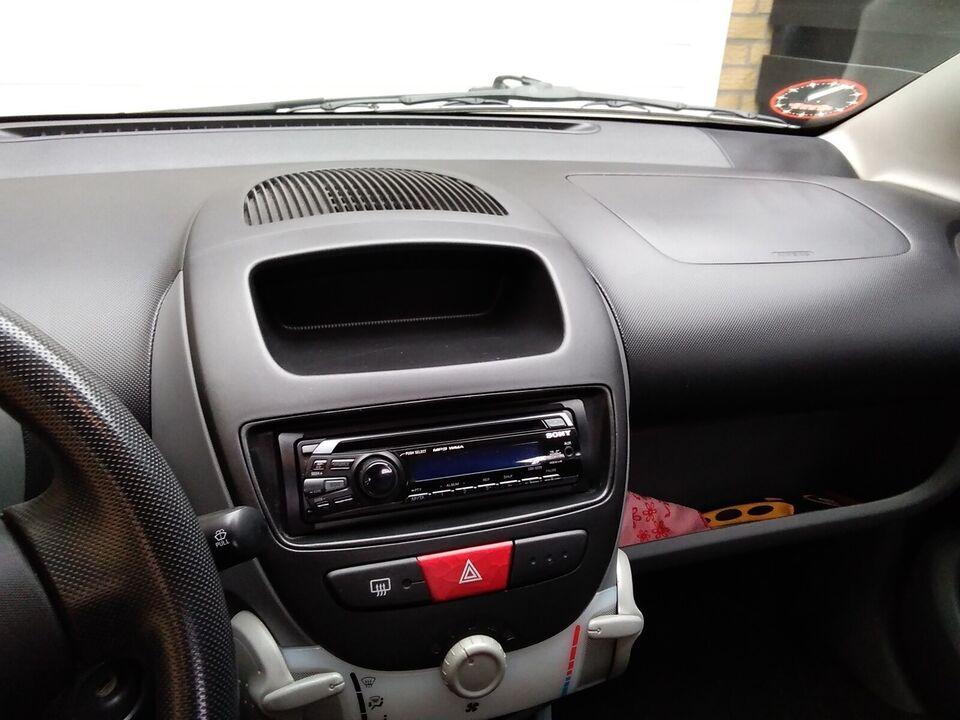 Peugeot 107, 1,0 Trendy, Benzin