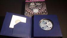 10 euros France UNESCO 2013 - BE - 850ème anniversaire de Notre-Dame de Paris