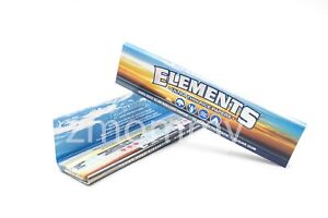 20-Packs-Elements-King-Size-Slim-Cigarette-Rolling-Papers-32-Per-Pack-Free-Ship