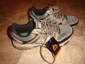 Men's RBX Burke Shoes Brown/Black Size