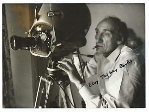 SLIM-HEWETT-press-photo-1970-BBC-Cameraman-WW2-Anzio-Cassino-Belsen-Picture-Post