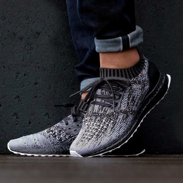 Adidas Ultra Boost Uncaged size 12. Black White Grey. S80698. pk nmd pk S80698. primeknit a68ee7