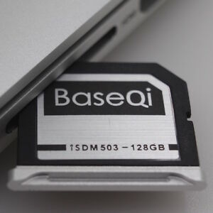 Image Is Loading Baseqi Aluminum 128gb Storage Expansion Card For Macbook