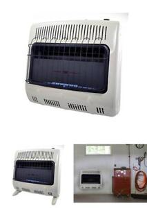 Details About Mr Heater Corporation F299735 30 000 Btu Vent Free Natural Gas Garage Heater