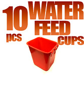 Gamefowl Water Feed Cup