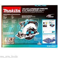 "NEW IN BOX Makita XSS02Z Cordless Circular Saw 18 Volt W/ Blade 18V LXT 6 1/2"""