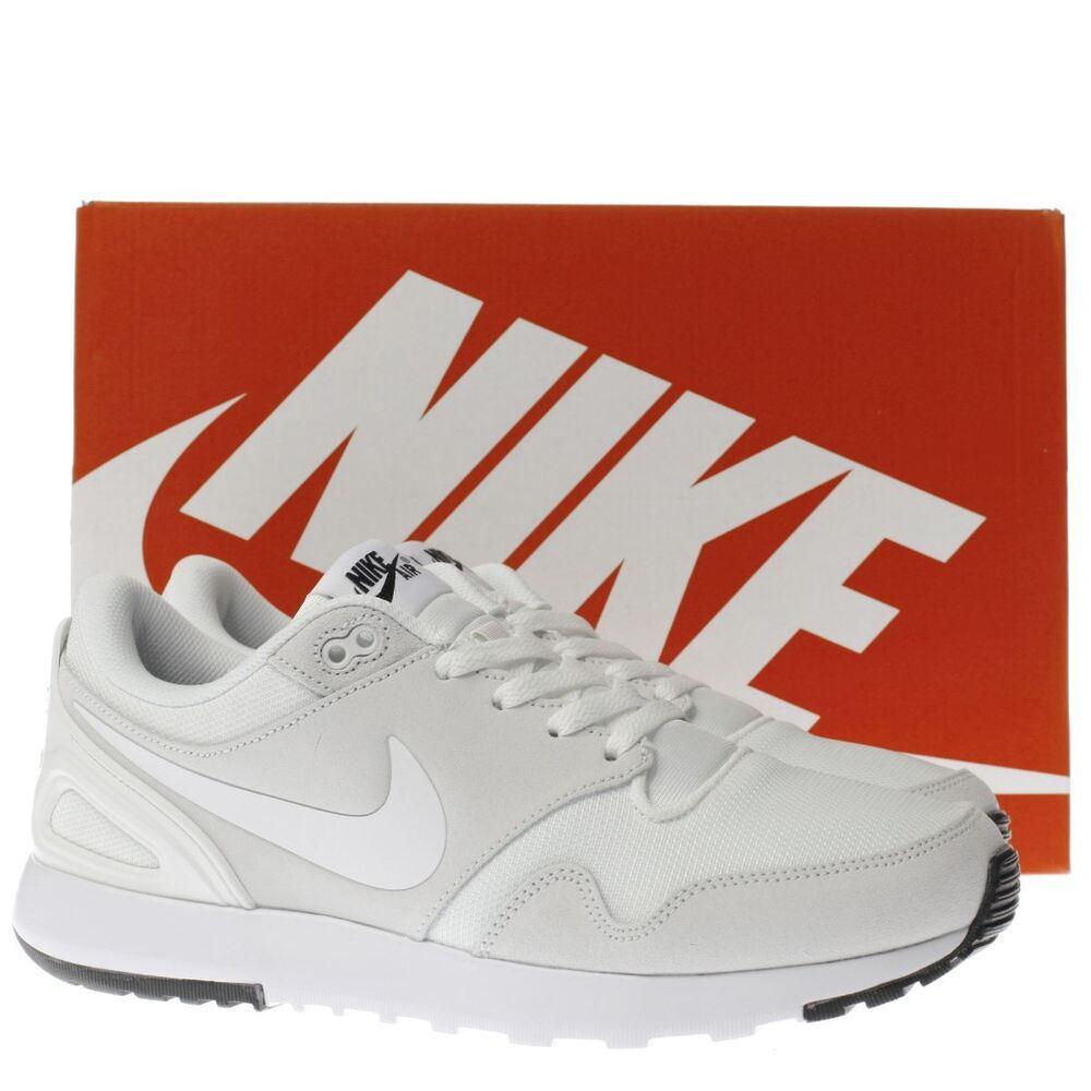 Nike Air Daim Vibenna Blanc Daim Air Baskets Taille 7 7 7 2ff750 ef3ec3