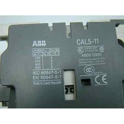 ABB HK-11 CONTATTO AUSILIARIO LATERIALE 1NA+1NC PER MS325  EP 842 7
