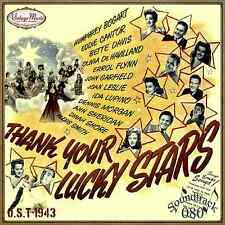 THANK YOUR LUCKY STARS Soundtrack CD #80/100 O.S.T 1943 Spike Jones Eddie Cantor