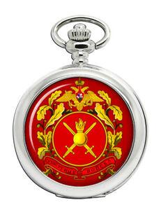 Russische-Armee-Taschenuhr