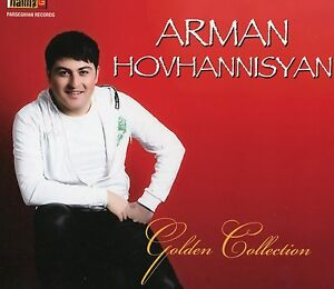 Details about ARMAN HOVHANNISYAN GOLDEN COLLECTION BRAND NEW ARMENIAN MUSIC  CD BY HAMIKG MUSIC