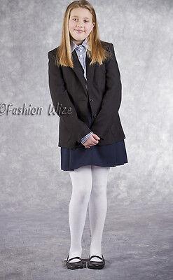 Girls School Blazer Jacket Uniform Brown Colour ❤️