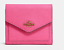 New-COACH-Small-Wallet-in-Crossgrain-Leather-choose-you-color thumbnail 20