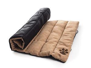 matratze rollbar bestickt hundekorb bett bettdecke 90 x 60. Black Bedroom Furniture Sets. Home Design Ideas