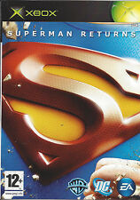 SUPERMAN RETURNS for Xbox - PAL